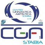 Logo Ginnastica Artistica Stabia
